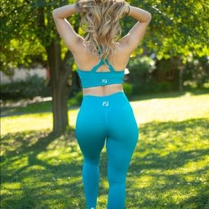 Seamless leggings set